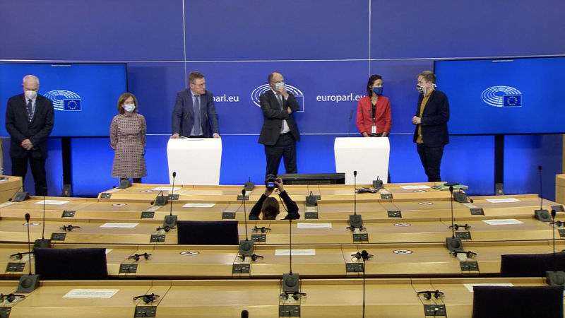 [European Parliament audiovisual service]